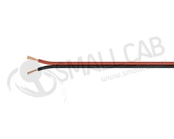 Cable audio Haut-Parleur OFC 2x0.4mm par 10cm